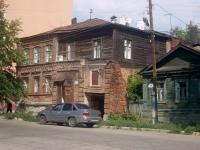 Samara, st Samarskaya, house 21. Apartment house
