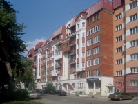neighbour house: st. Samarskaya, house 33. Apartment house