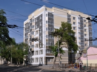 Samara, Samarskaya st, house 103. Apartment house