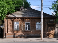 Samara, Samarskaya st, house 117. Private house