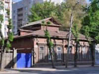 Samara, Samarskaya st, house 157. Private house