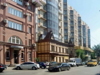 Samara, Samarskaya st, house 161. Apartment house