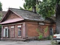 Samara, Samarskaya st, house 182/184. Private house
