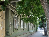Samara, Samarskaya st, house 215. Private house