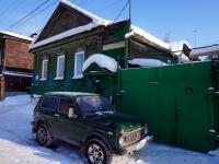 Samara, st Samarskaya, house 11. Private house
