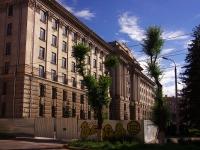 萨马拉市, Samarskaya st, 房屋 203Б. 维修中建筑