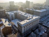 соседний дом: ул. Самарская, дом 205А.   Самарский энергетический колледж