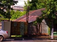 Samara, Samarskaya st, house 206. Private house