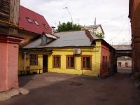 Самара, улица Самарская, дом 44. многоквартирный дом