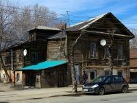 Самара, улица Самарская, дом 116. индивидуальный дом