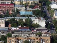 Самара, улица Самарская, дом 36/38. многоквартирный дом