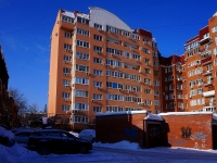 Samara, Samarskaya st, house 25. Apartment house