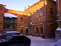Samara, Samarskaya st, house 42. Apartment house
