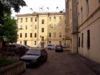 Самара, улица Самарская, дом 52. многоквартирный дом
