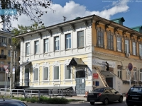 Samara, Samarskaya st, house 81. office building