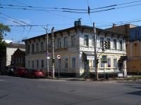 Самара, улица Самарская, дом 81. офисное здание