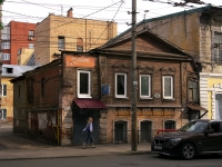 neighbour house: st. Samarskaya, house 83. Apartment house