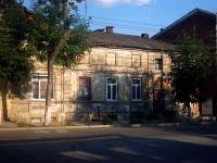Samara, Samarskaya st, house 91. Apartment house