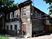 Samara, st Samarskaya, house 14. Apartment house
