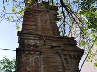 Самара, улица Самарская, неиспользуемое здание