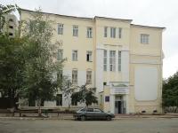 Samara, alley Studencheskiy, house 1. university