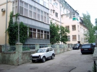 Samara, Studencheskiy alley, house 2А. Apartment house