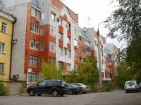 Samara, alley Studencheskiy, house 2Ф. Apartment house