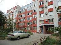 Самара, Студенческий переулок, дом 2Ф. многоквартирный дом