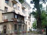 Samara, alley Studencheskiy, house 2. Apartment house