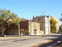 Samara, alley Studencheskiy, house 10. Apartment house