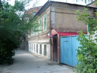 Samara, Ulyanovskaya st, house 22. Apartment house