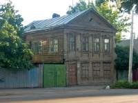 Samara, Ulyanovskaya st, house 97. Private house