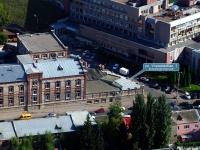Самара, улица Ульяновская, дом 1. хозяйственный корпус