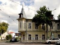 Samara, school Специальная коррекционная общеобразовательная школа-интернат №117, Ulyanovskaya st, house 23