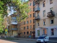 Самара, улица Ульяновская, дом 19А. многоквартирный дом