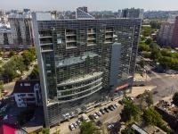 соседний дом: ул. Ульяновская, дом 52. офисное здание ГАЛАКТИКА
