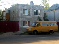 Samara, Ulyanovskaya st, house 95. Private house