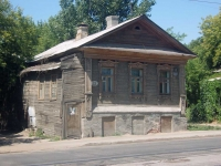 Samara, Frunze st, house 32. Apartment house