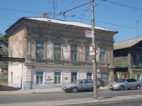 Samara, Frunze st, house 42. Apartment house
