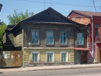 Samara, Frunze st, house 44. Apartment house