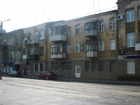 Samara, Frunze st, house 62. Apartment house
