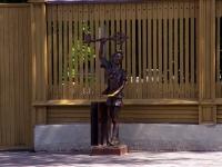 Samara, st Frunze. sculpture