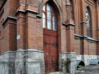 萨马拉市, 寺庙 Католический храм Пресвятого Сердца Иисуса, Frunze st, 房屋 157А