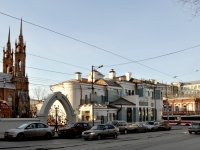 Samara, museum Музей модерна (Особняк Курлиной), Frunze st, house 159