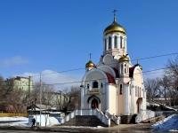 Samara, temple В ЧЕСТЬ ИКОНЫ БОЖИЕЙ МАТЕРИ ДЕРЖАВНАЯ, Frunze st, house 149А