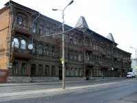 Samara, Frunze st, house 56. Apartment house