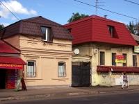 Samara, Frunze st, house 76. Apartment house with a store on the ground-floor