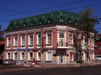 Samara, Frunze st, house 102. Apartment house with a store on the ground-floor