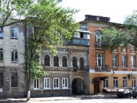 Samara, Frunze st, house 129. Apartment house
