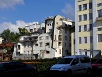 萨马拉市, Frunze st, 房屋 169. 公寓楼